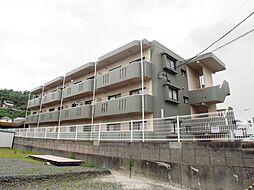 鹿児島県鹿児島市東谷山7丁目の賃貸マンションの外観