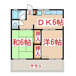 坂之上駅 3.4万円