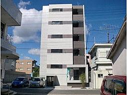 鹿児島県鹿児島市東谷山2丁目の賃貸マンションの外観
