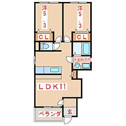 【敷金礼金0円!】鹿児島本線 広木駅 徒歩33分