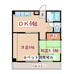 谷山駅 3.7万円