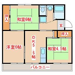 喜入駅 2.1万円