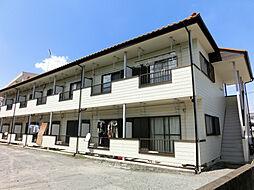 第2田辺コーポ[2階]の外観