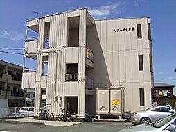 リバーサイド藤[3階]の外観
