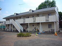 クレッセントヴィラC棟[2階]の外観