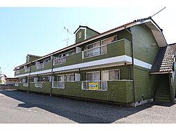 永倉コーポ2号棟[1階]の外観