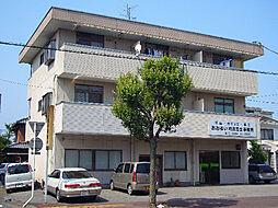 清和編織アパート[3階]の外観