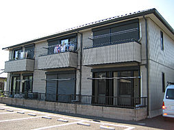 マーベラスA棟[201号室]の外観
