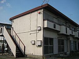 沼田アパート[102号室]の外観