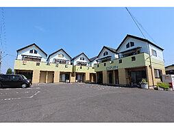 [テラスハウス] 栃木県足利市山下町 の賃貸【/】の外観