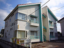メゾンDパルティル[1階]の外観