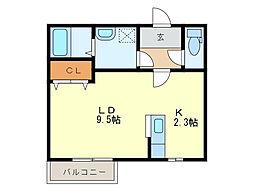 グランコート(パナホーム)[2階]の間取り