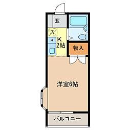 福居駅 2.3万円
