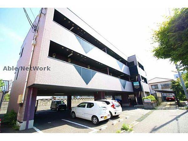 パフィオ 3階の賃貸【新潟県 / 新潟市中央区】
