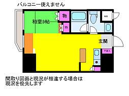新潟芙蓉コモンズ[5階]の間取り
