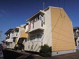ファミール88[2階]の外観