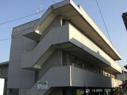 千國マンション[3階]の外観