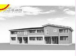 藍住町勝瑞アパートA[202号室]の外観