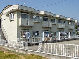 ドミール横山B[2階]の外観