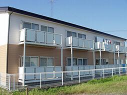 サープラスIIMIYABI[2階]の外観