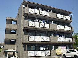 サンリバパーク[4階]の外観