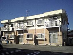 エルディム西山荘[1階]の外観