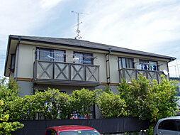 クレイドル上野A[2階]の外観