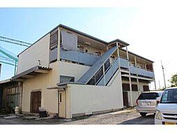 愛知県知立市逢妻町丸坪の賃貸アパートの外観