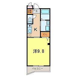 桜町前駅 5.4万円