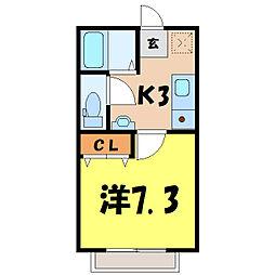 籠原駅 4.3万円