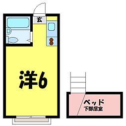 籠原駅 1.9万円