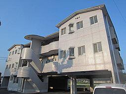 ハイグレードマンション[3階]の外観