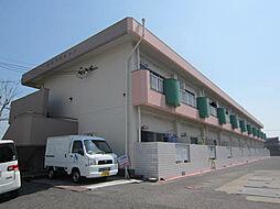 山崎マンション[2階]の外観