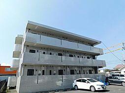 マンションシャルムB(K)[1階]の外観