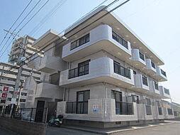 マンションシャルムA(M)   [2階]の外観
