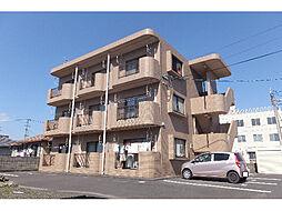 西山寿マンション[1階]の外観