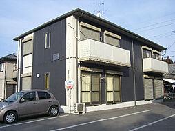 シャーメゾンシェスタI II[1階]の外観