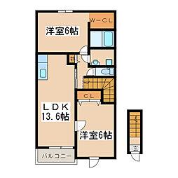 🉐敷金礼金0円!🉐メゾン・いずみA・B