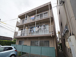 静岡県浜松市中区向宿1丁目の賃貸マンションの外観