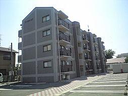 静岡県浜松市東区天王町の賃貸マンションの外観