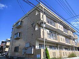 愛知県名古屋市緑区漆山の賃貸マンションの外観