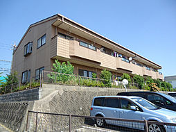 愛知県名古屋市緑区乗鞍2丁目の賃貸アパートの外観