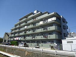 愛知県名古屋市緑区四本木の賃貸マンションの外観