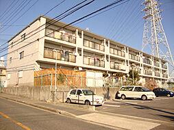ヒルハイツ桃山[2階]の外観