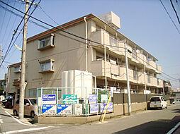 イジマハイツB棟[1階]の外観