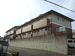 愛知県名古屋市緑区滝ノ水1丁目の賃貸アパートの外観