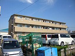 愛知県名古屋市緑区大高町字二番割の賃貸アパートの外観