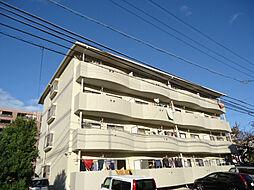 サンヒルズ青山[2階]の外観