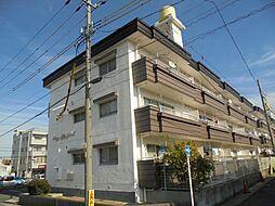 愛知県名古屋市緑区鳥澄3丁目の賃貸マンションの外観