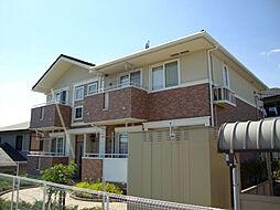 愛知県名古屋市緑区大高町字亀原の賃貸アパートの外観
